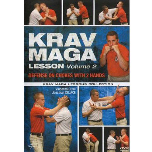 Krav Maga Lesson, Vol. 2: Defense On Chokes With Two Hands