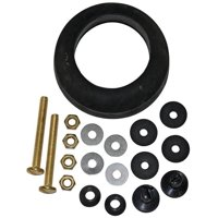 Danco 10572 Tank-to-Bowl Toilet Repair Kit, Rubber