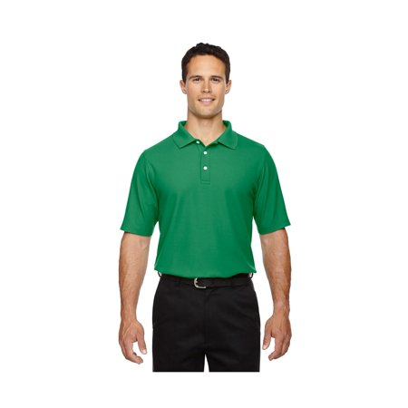 White Drytec Performance Polo (Devon & Jones Men's Drytec Performance Polo Shirt, Style DG150)