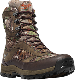 """Danner High Ground 8"""" Realtree Green Boots Size 12 1 Pair by Danner"""