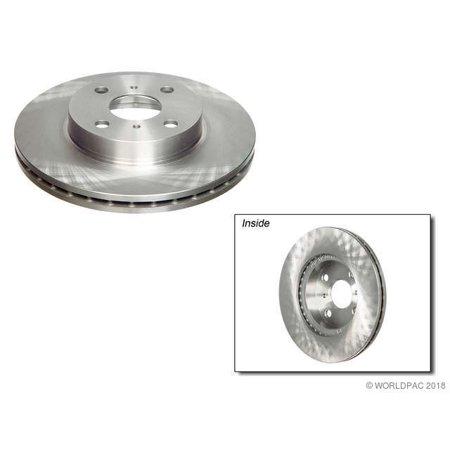 Brembo W0133-1623850 Disc Brake Rotor for Chevrolet / Geo / (Brembo Disc Rotors)