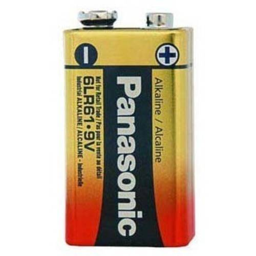 PSUSA Alkaline Battery 9V