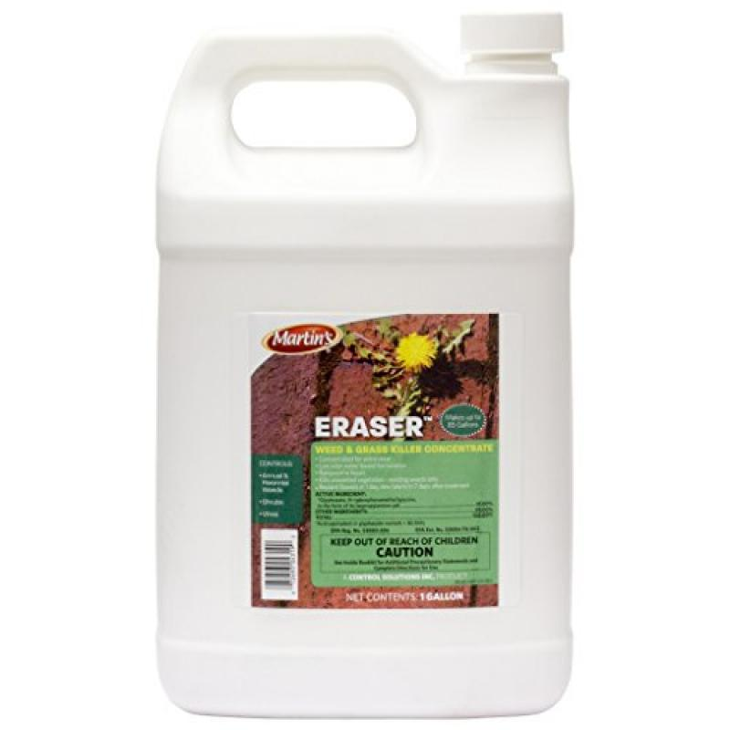 Control Solutions Eraser 41percent Systemic Weed Contr Gallon Pack Of 4 - 6003