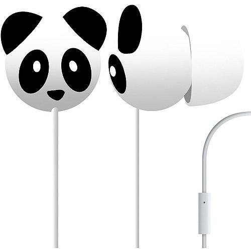 Pineapple Panda Headphones