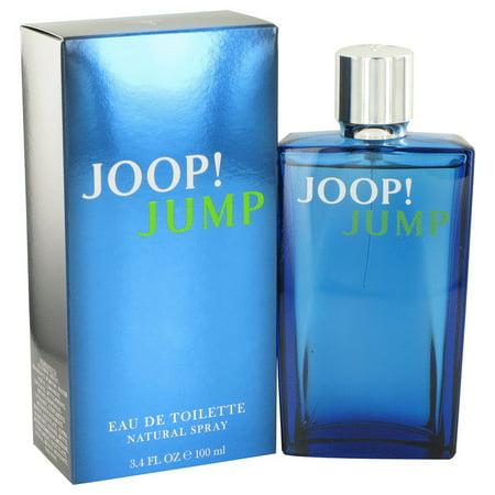 Joop! Joop Jump Eau De Toilette Spray for Men 3.3 oz