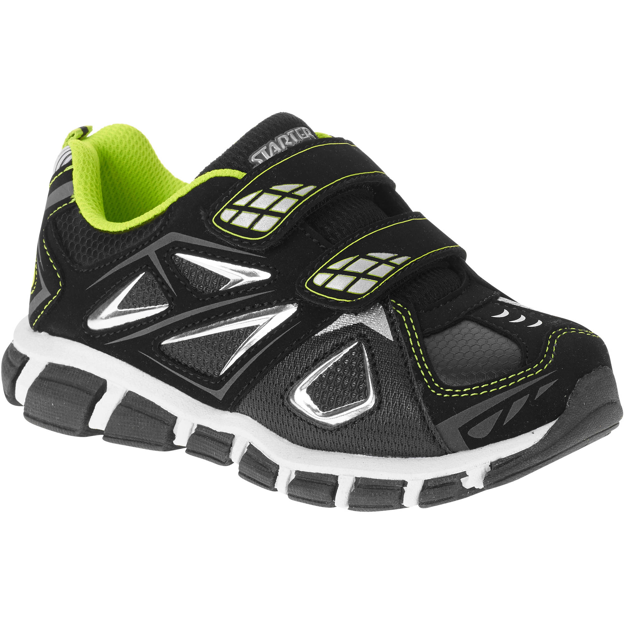 Starter Boys' 2 Strap Athletic Shoe