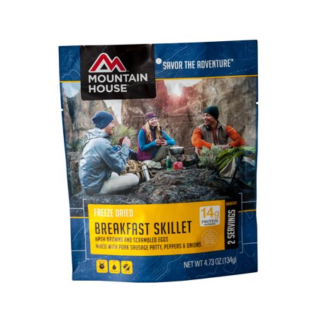 Mountain House Breakfast Skillet - Freeze Dried Meals