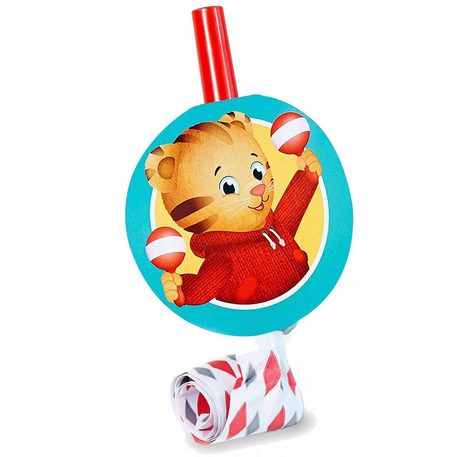 Daniel Tiger's Neighborhood Blowouts, 8-Pack