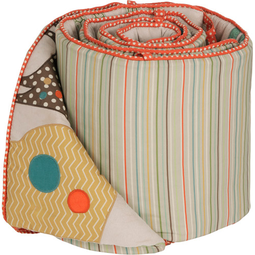 MiGi by Bananafish Little Circus Crib Bumper