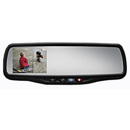 Gentex 50-GENK356S RCD Mirror Auto Dimming Mirror With 3. 5 inch - Gentex Auto Dimming