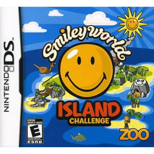 Smiley World Island Challenge (Nintendo DS)