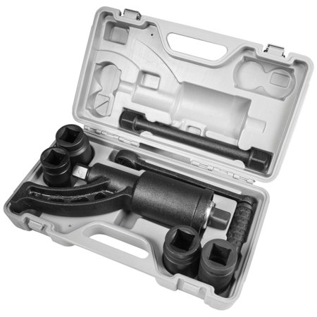 Stark Torque Multiplier Labor Saving Lug Nut Wrench 4 Cr-v Socket 5400NM Lugnut Wrench Cheater Wrench w/ Case Nut Socket Wrench