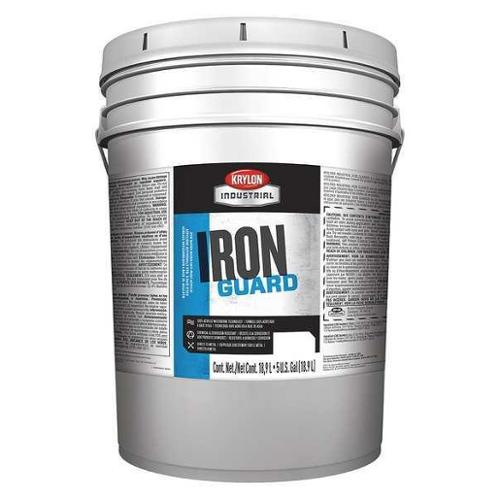 Krylon Interior/Exterior Paint, Deep Base K11072525