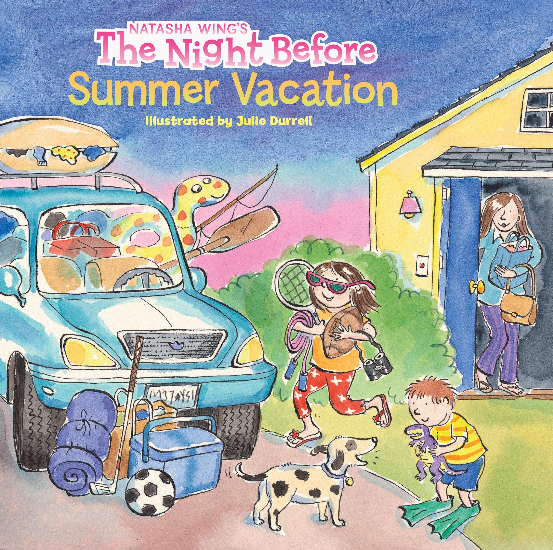 NIGHT BEFORE SUMMER VAC %