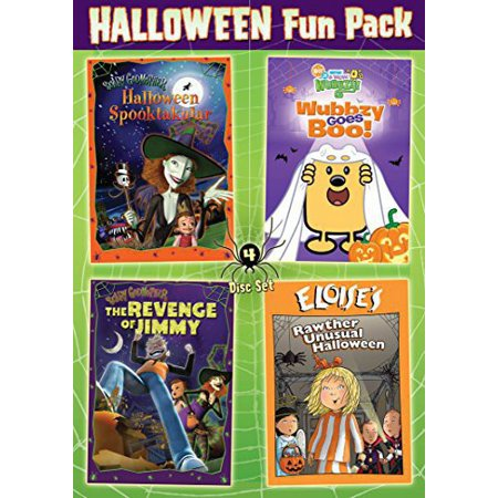 Kids Halloween Collection (DVD) - Halloween Classics For Kids