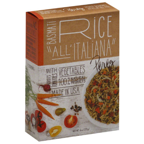 "Pereg ""All 'Italiana"" Basmati Rice Mix, 6 oz, (Pack of 6)"