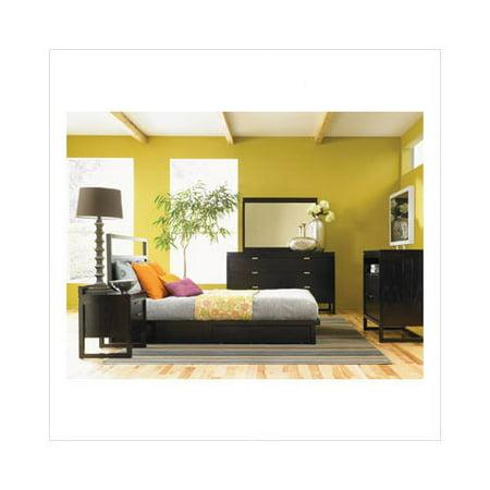 Sitcom furniture taylor 4 piece bedroom set for Taylor j bedroom furniture