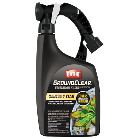 Ortho Groundclear Vegetation Killer RTS 32oz (Best Vegetation Killer Reviews)