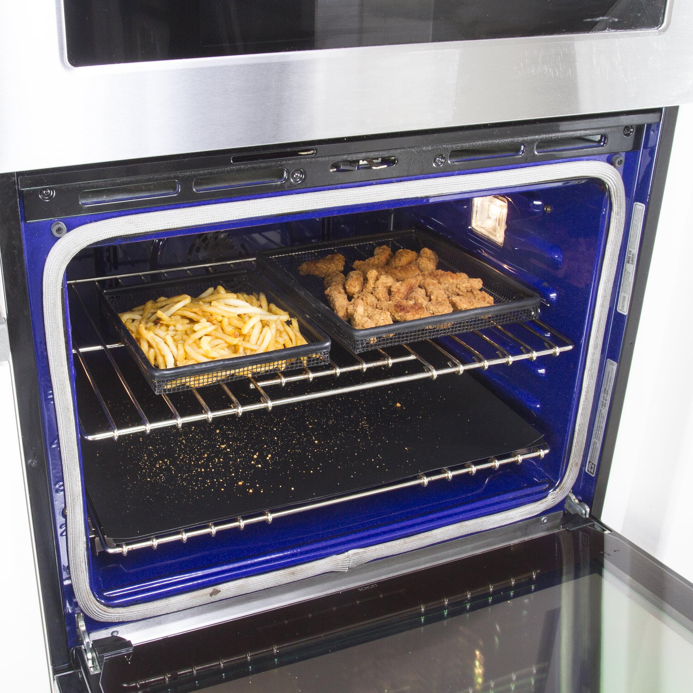 Kitchen Home Oven Liner Set Of 2