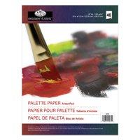 Royal & Langnickel Palette Paper Pad, 9 X 12
