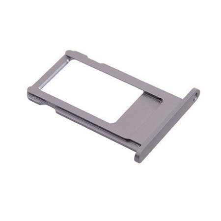 check out e98b0 150d3 Iphone 6s Plus SIM Card Tray - Silver