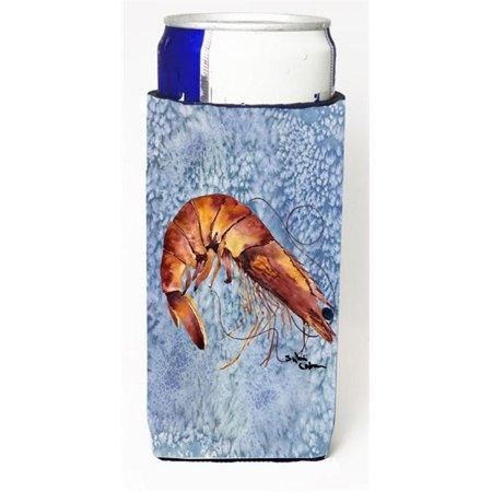 Cooked Shrimp Cool Blue Water Michelob Ultra s For Slim Cans - 12 oz.