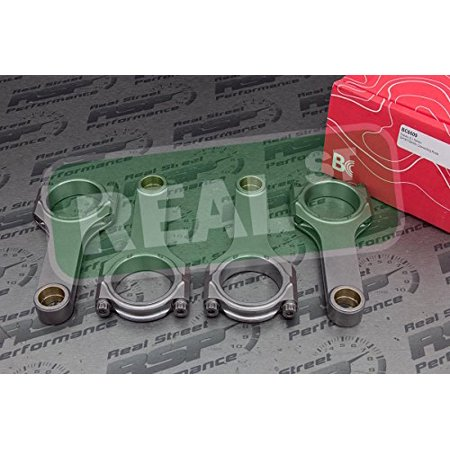 Brian Crower BC6609 Connecting Rod (Subaru EJ205-EJ257-5.141-Brod with - Brian Crower Racing