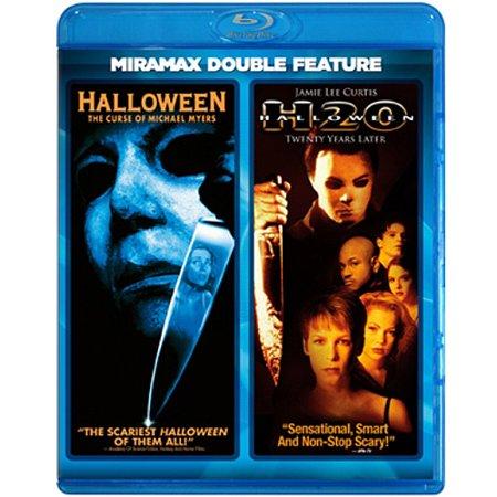 Halloween: The Curse of Michael Myers / Halloween H20: Twenty Years Later (Miramax Double Feature) [Blu-ray]