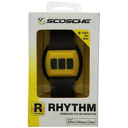 New In Box Oem Scosche Rhythm Rthm1 5 Bluetooth Armband Heart Rate Pulse Monitor