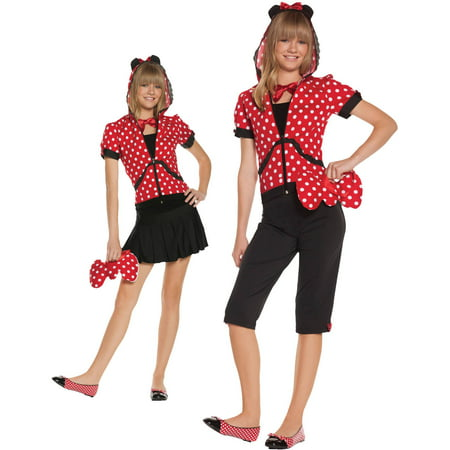 Miss Mouse Tween Halloween Costume](Halloween Food Ideas For Tweens)