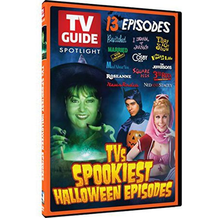 TV Guide Spotlight: TV's Spookiest Halloween for $<!---->