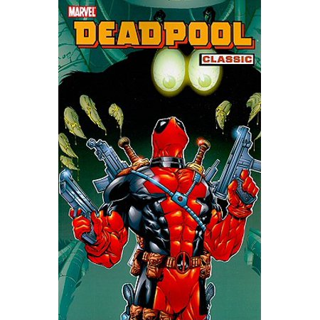 Deadpool Classic - Volume 3 (Deadpool Comic 1)