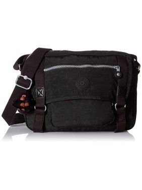 e7b91a1954 Product Image Kipling Gracy Black Nylon Cross Body Bag