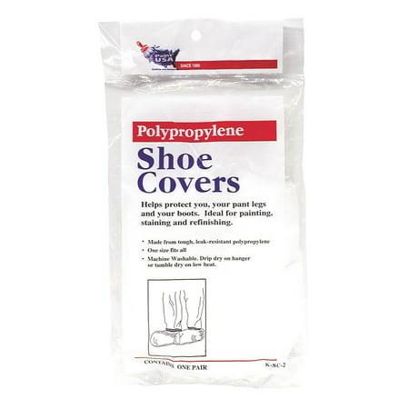 Universal Shoe Covers, Slip Resistant Sole: No, Waterproof: No, 5