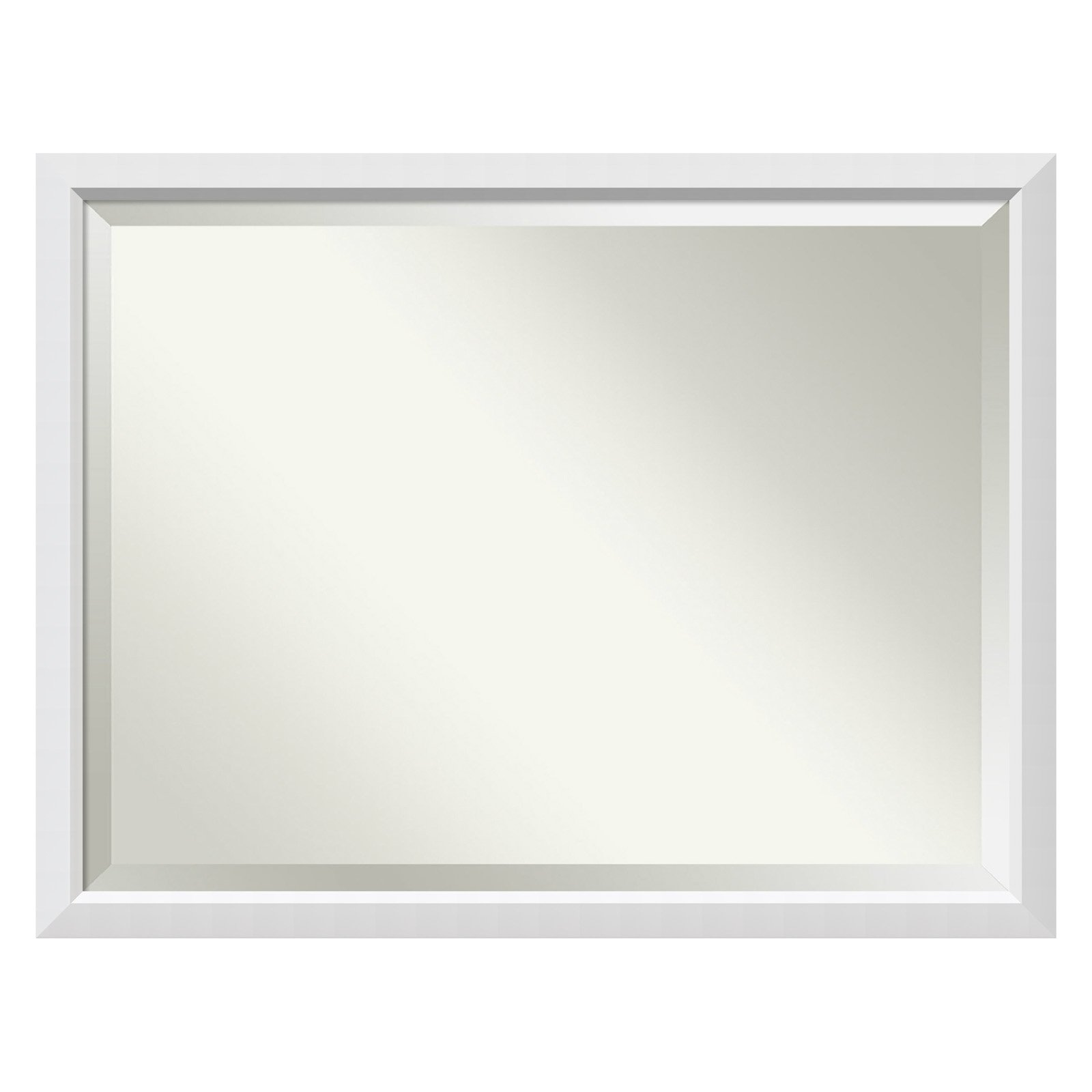 Amanti Art Blanco Bathroom Mirror by Amanti Art