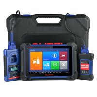 Autel MaxiIM IM608 Automotive OBD2 Scanner All Systems Diagnotsic Tool with The Included IMMO Key Programmer XP400 and MaxiFlash ECU Reprogrammer Work On EPB, DPF, SAS, Oil Reset, BMS, TPMS Sensor ID