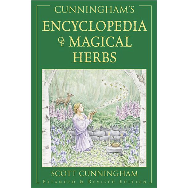 Llewellyn's Sourcebook Series: Encyclopedia of Magical Herbs (Paperback)
