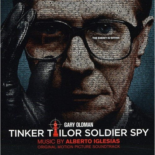 Tinker Tailor Soldier Spy - O.S.T.