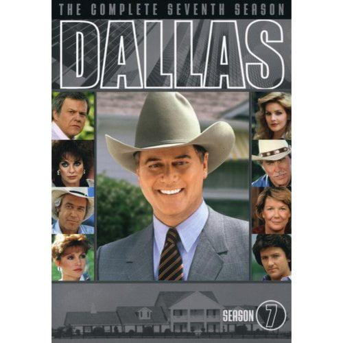 Dallas: The Complete Seventh Season (Full Frame)