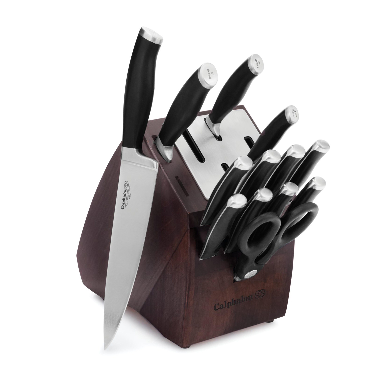Calphalon Contemporary SharpIN 14-Piece Cutlery Set by Newell Brands