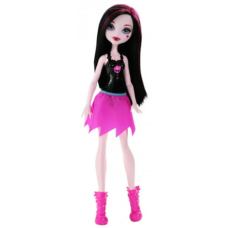 Monster High Draculaura Doll - Monster High Halloween Wolf Doll