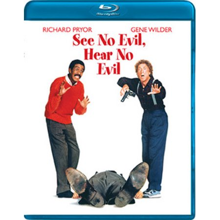 Hear No Evil Frogs - See No Evil, Hear No Evil (Blu-ray)