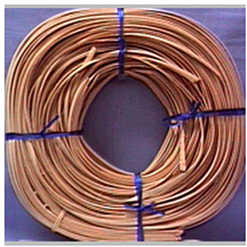 """Flat Oval Reed 1/4"""" 1 Pound Coil, Approximately 275'"""