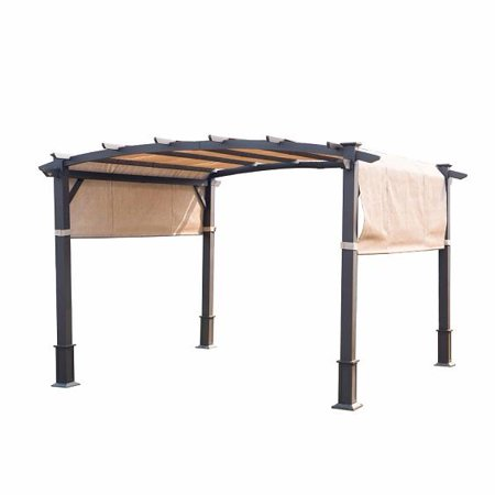 Sunjoy Replacement Canopy(Sling) for L-PG134PST-C Ranch Pergola - Sunjoy Replacement Canopy(Sling) For L-PG134PST-C Ranch Pergola