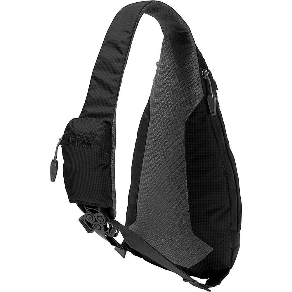 Jack Wolfskin Delta Bag Air black