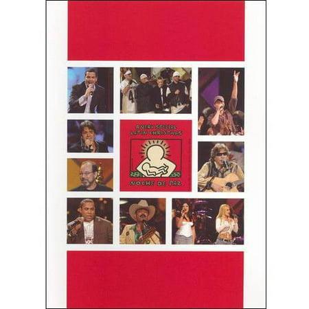 Una Noche De Paz/Una Navidad Latina Muy Especial (Music DVD)](Noche De Halloween)
