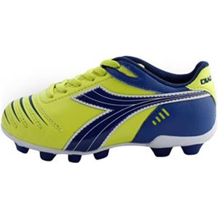 c4f2d0744 Diadora Kid s Cattura MD JR Soccer Cleats Green Polyurethane 13.5 Little  Kid M - Walmart.com