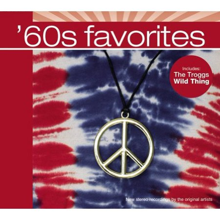 60S Favorites (CD) - Cher In The 60s
