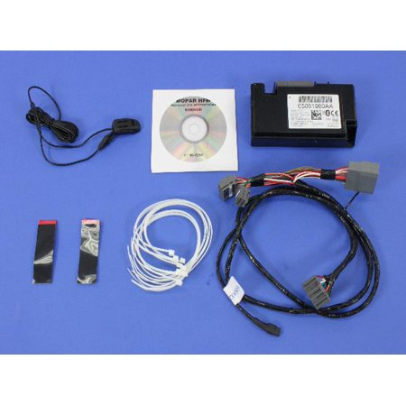 Genuine OE Mopar Uconnect Phone, Bluetooth Wireless Hands-Free 82212159