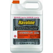 Havoline Dex Cool Anti-Freeze/Coolant 50/50 Pre-Diluted